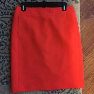 J. Crew Wool skirt